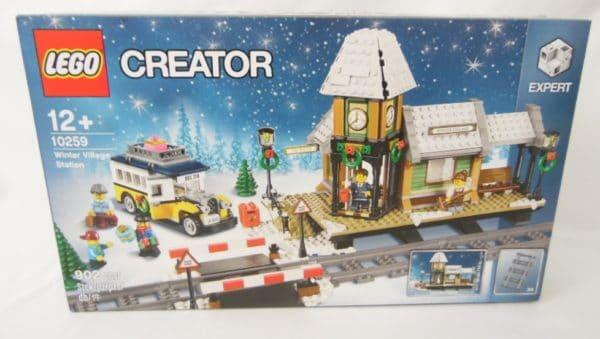 LEGO Creator N° 10259 - Winter village station