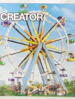 LEGO Creator N° 10247 - Grande roue