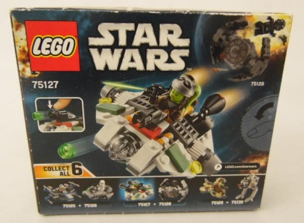 LEGO Star Wars Micro-fighters - N° 75127 - Série 3