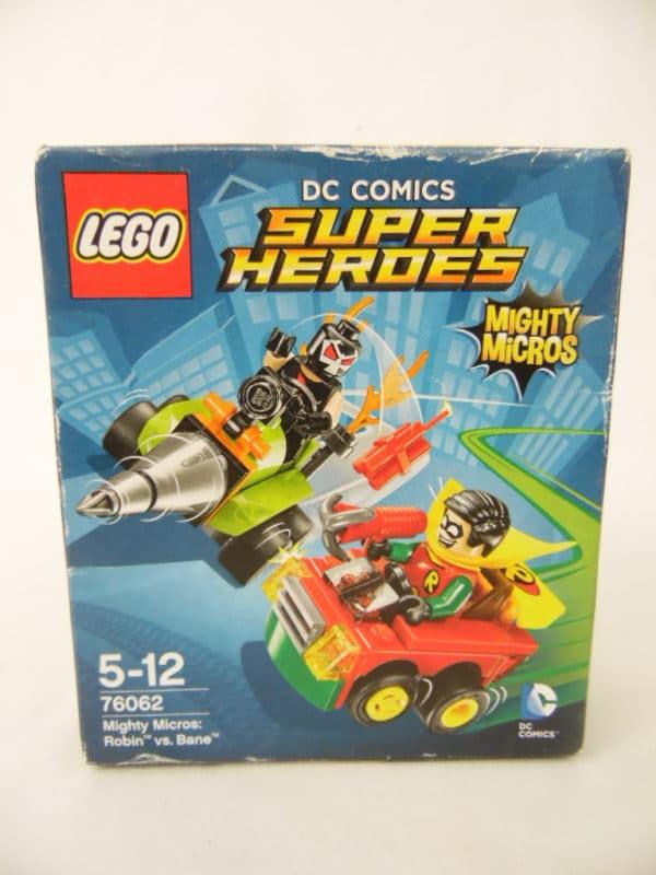 LEGO Super Heroes - N° 76062 - Mighty Micros: Robin contre Bane