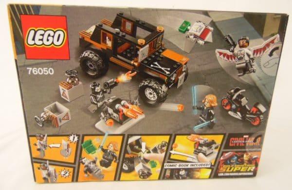 LEGO The Batman Movies - N° 76050 - Braquage de danger de Crossbones