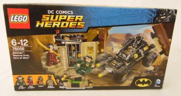 LEGO Super Heroes - N° 76056 - Batman: Sauvetage de Ra's al Ghul