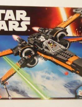 LEGO Star Wars - N° 75102 - le chasseur X-wing de Poe