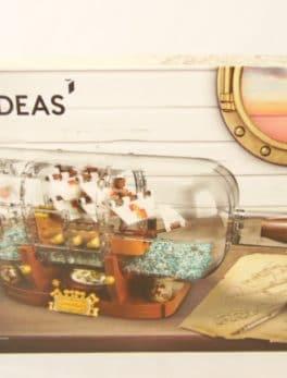 LEGO Ideas - N°21313 - Navire en bouteille