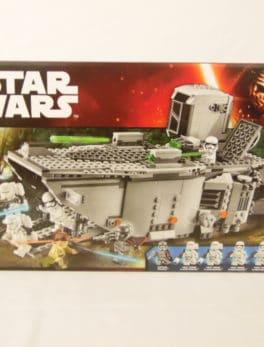 LEGO Star Wars - N° 75103 - Transporteur de premier ordre