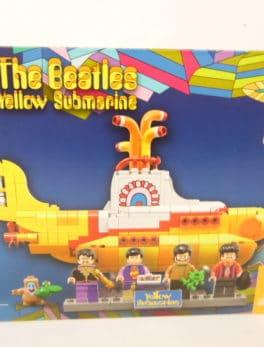 LEGO N°21306 - The Beatles - Yellow Submarine