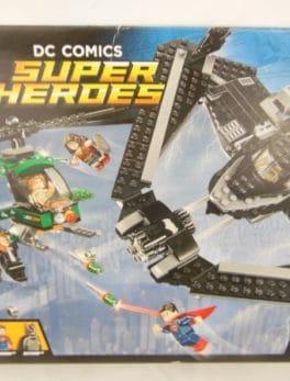 LEGO Super Heroes - N° 76046 - Heroes of justice: Sky High Battle