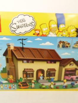 LEGO Simpsons - N°71006 - La maison des Simpsons
