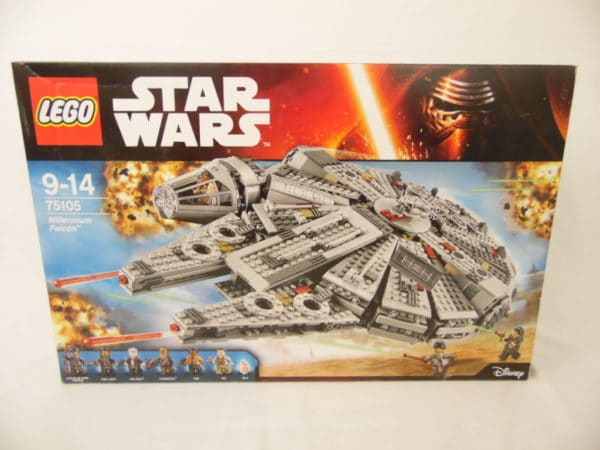 LEGO Star Wars - N° 75105 - Faucon Millennium