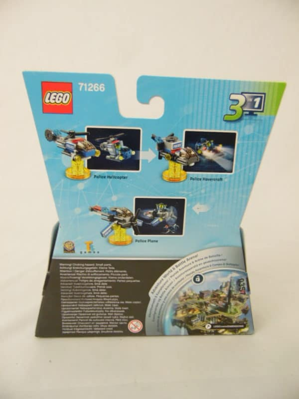 LEGO Dimensions - N° 71266 - Chase McCain