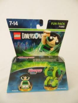 LEGO Dimensions - N° 71343 - Buttercup