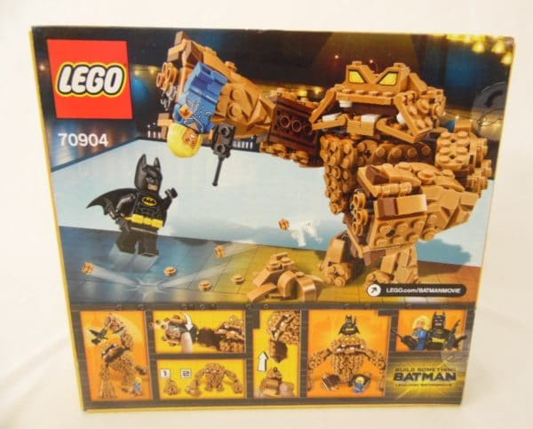 LEGO The Batman Movies - N° 70904 - Attaque Splat Clayface