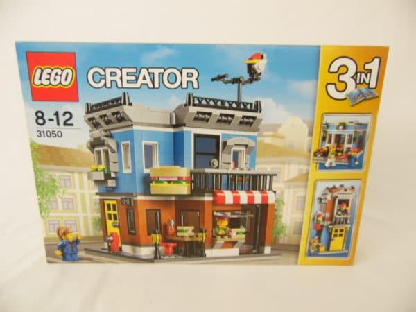LEGO Creator N° 31050 - Epicerie du coin