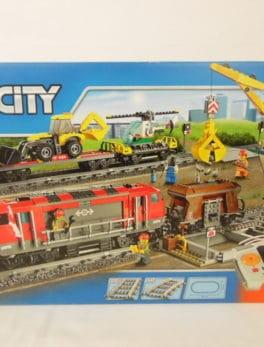 LEGO City - N°60098 - Train de transport lourd