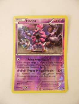 Carte Pokemon FR - Hoopa 130PV - 51/114 - Offensive vapeur ( Forme Déchainé )