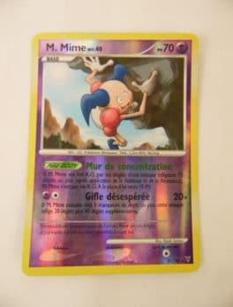 Carte Pokemon FR - M. Mimie 70PV - 37/147 - Série Platine