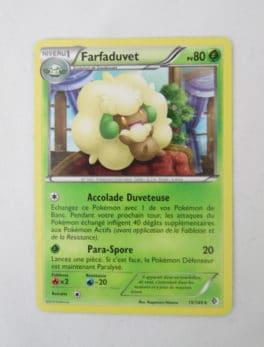 Carte Pokemon FR - Farfaduvet 80PV - 15/149 - Frontière Franchies