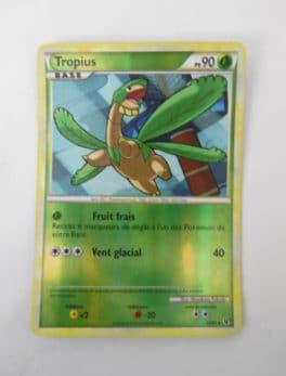 Carte Pokemon FR - Tropius 90PV - 22/90 - Holo Reverse