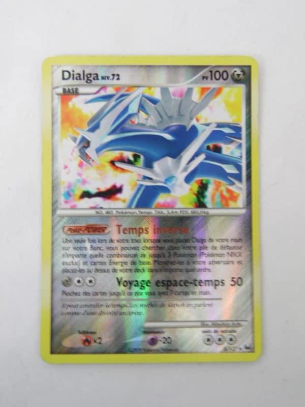 Carte Pokemon FR - Dialga 100PV - 05/127 - Série Platine