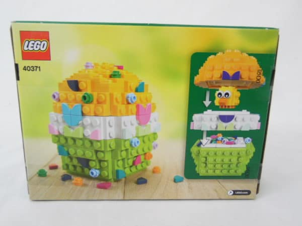 LEGO Creator - N°40371 - Œuf de Pâques