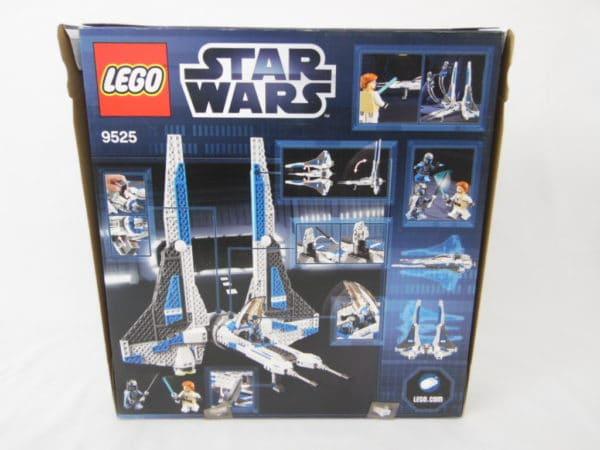 LEGO Star Wars - N° 9525 - Le combattant mandalorien de Pre Vizsla