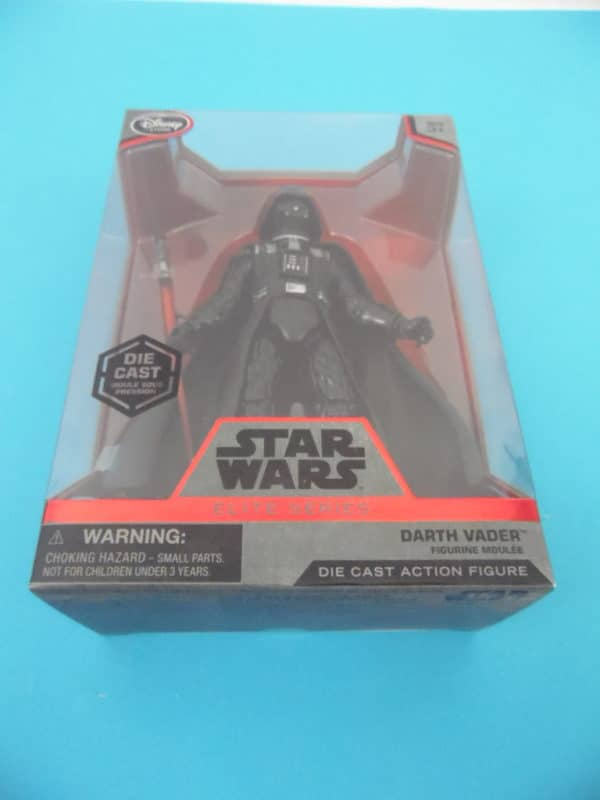 Figurine Star Wars - Elites series - Dark Vador