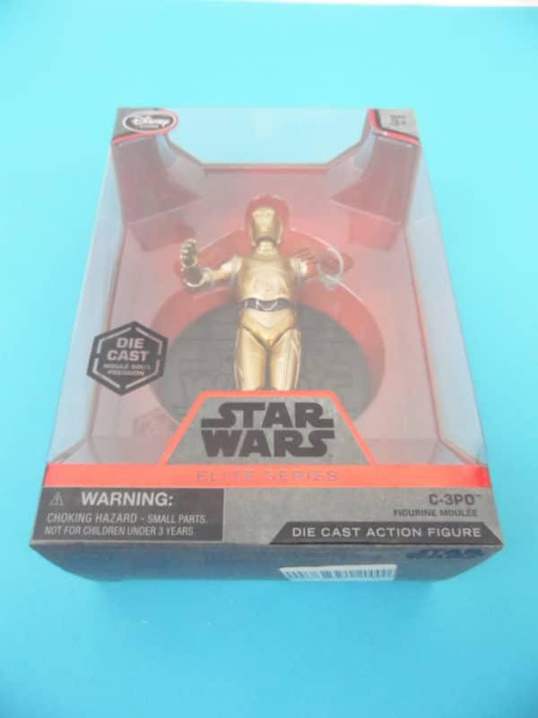 Figurine Star Wars - Elites series - C-3PO