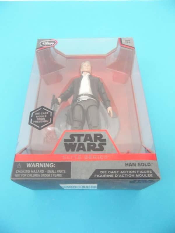 Figurine Star Wars - Elites series - Han Solo