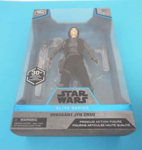 Figurine Star Wars - Elites series Premium - Jyn Erso
