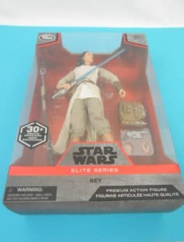 Figurine Star Wars - Elites series Premium - Rey