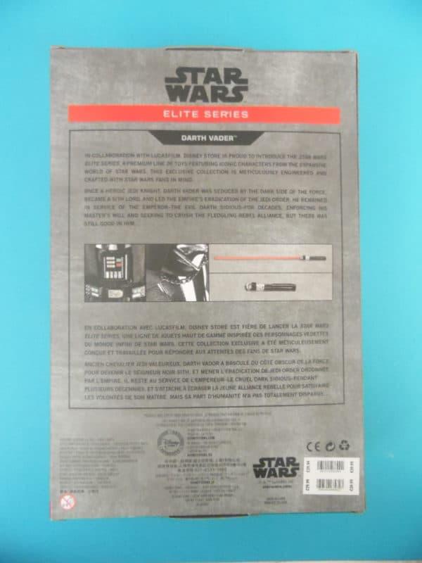 Figurine Star Wars - Elites series Premium - Dark Vador