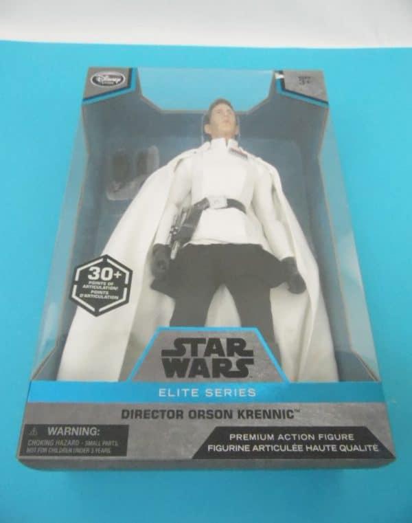 Figurine Star Wars - Elites series Premium - Orson Krennic