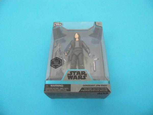Figurine Star Wars - Elites series - Sergeant Jyn Erso