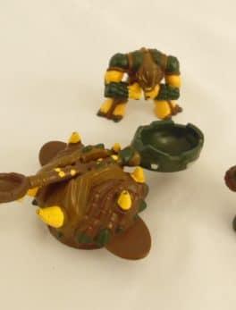 Figurines Gormiti - Lot de 4
