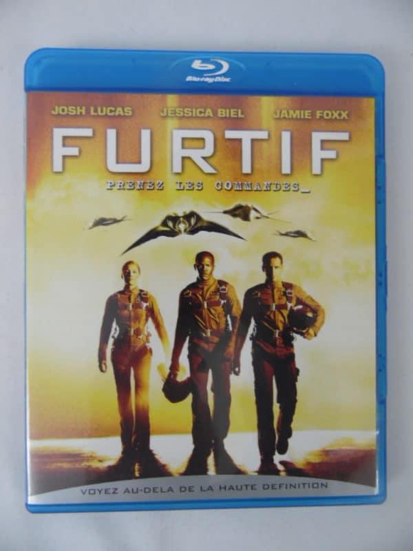 Blu-Ray - Furtif