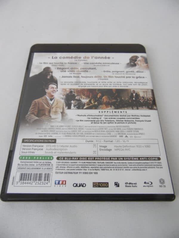 Blu-Ray - Intouchables