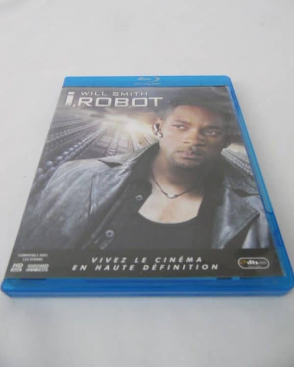 Blu-Ray - I Robot