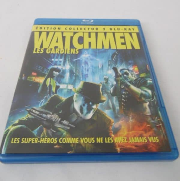 Blu-Ray - Watchmen - Les gardiens
