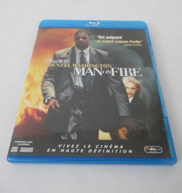 Blu-Ray - Man on Fire
