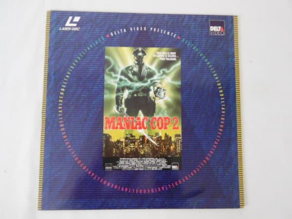 Laserdisc - Maniac Cop 2