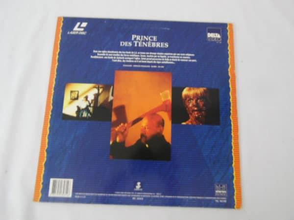Laserdisc - Prince des ténèbres