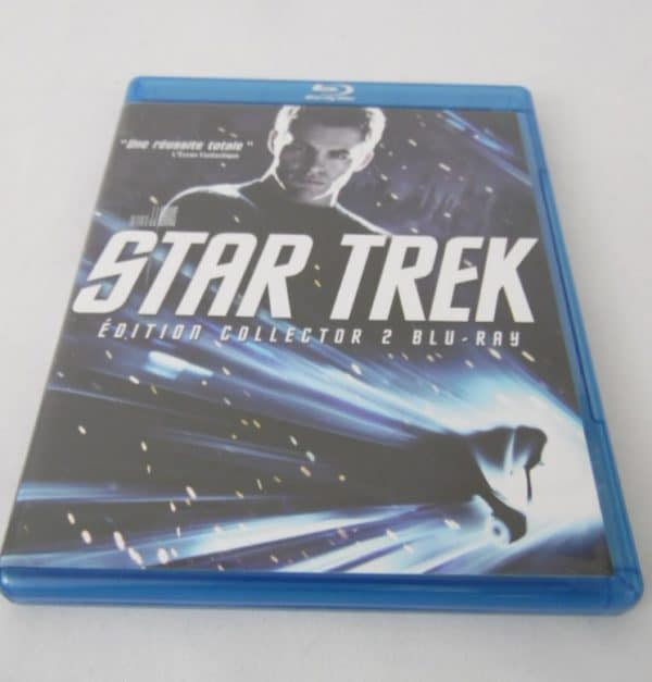Blu-Ray - Star Trek