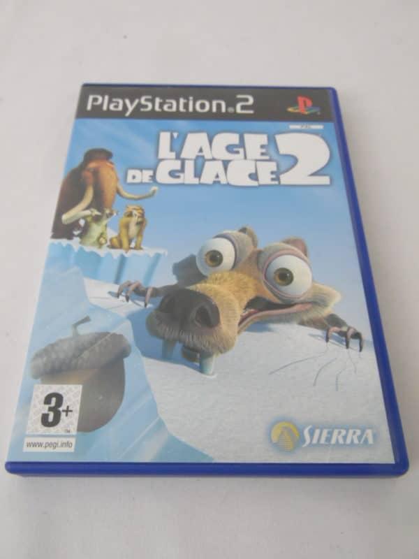 Jeu vidéo PS2 - L'age de glace 2