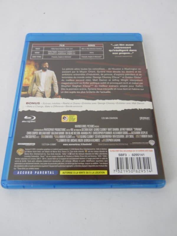 Blu-Ray - Syriana