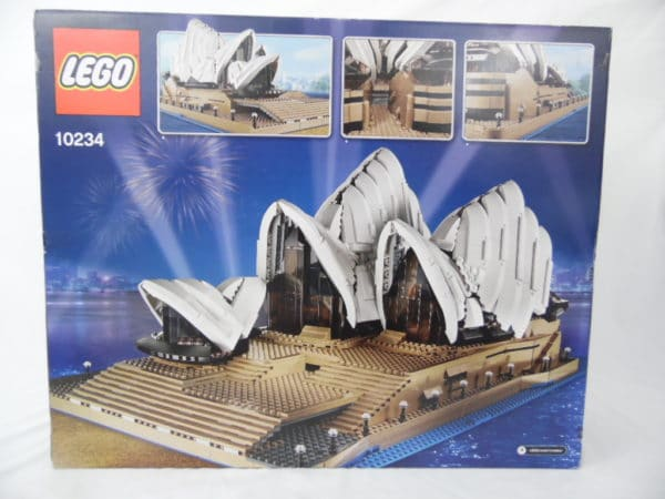 LEGO Creator - N°10234 - Opéra de Sydney