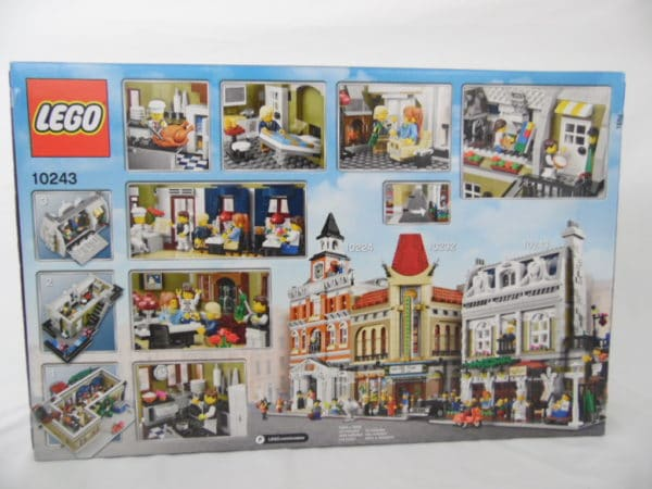 LEGO Creator - N°10243 - Restaurant parisien