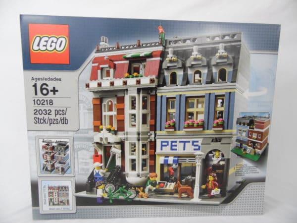 LEGO Creator - N°10218 - Animalerie