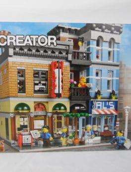 LEGO Creator - N°10246 - Bureau du détective