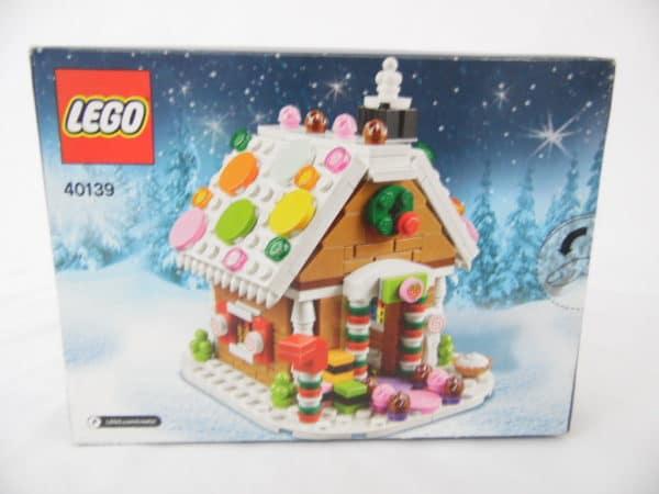 LEGO N°40139 - Maison en pain d'épice
