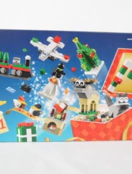LEGO N°40222 - Christmas Build-Up